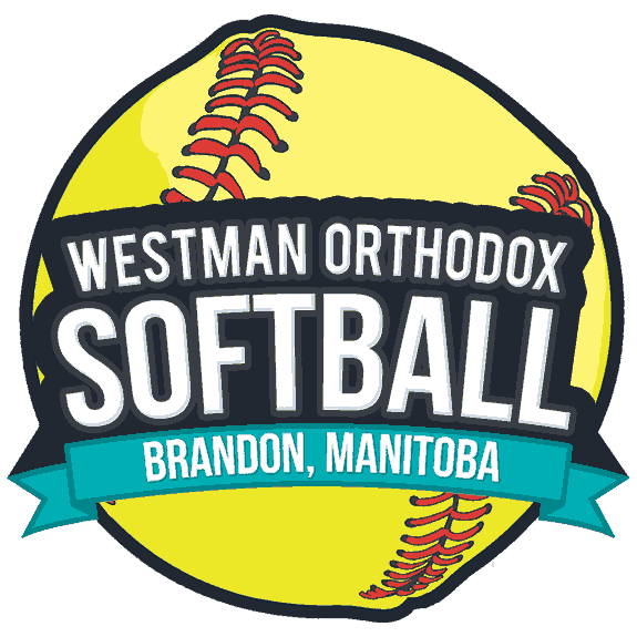 Westman Orthodox Softball League website design in Brandon MB by Prairie Mountain Media